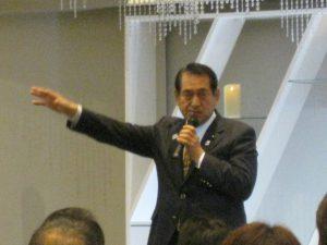 齊藤正明商工会長